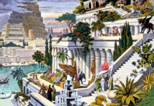 Babilonski vrtovi