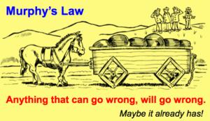 Murphyjev zakon